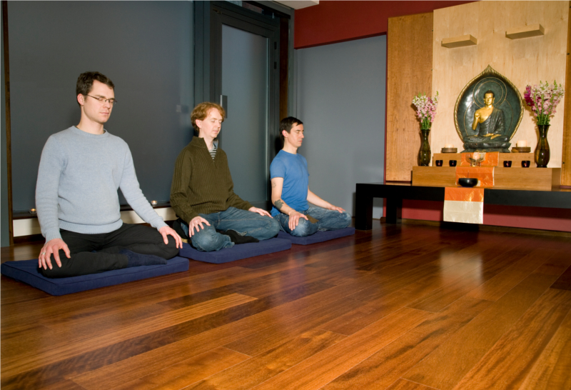 Accessible courses to learn to meditate effectively