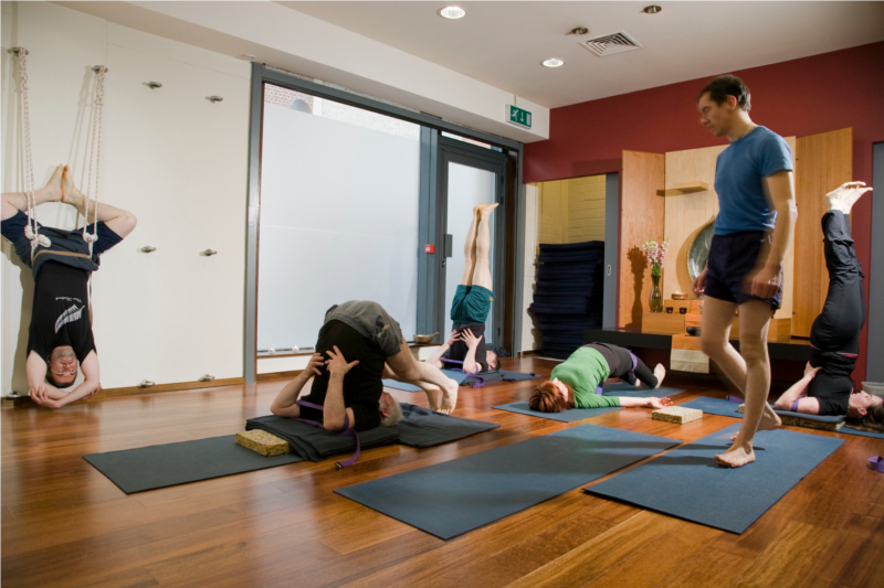 Our Yoga Classes are suitable for all levels of experience - beginners and newcomers