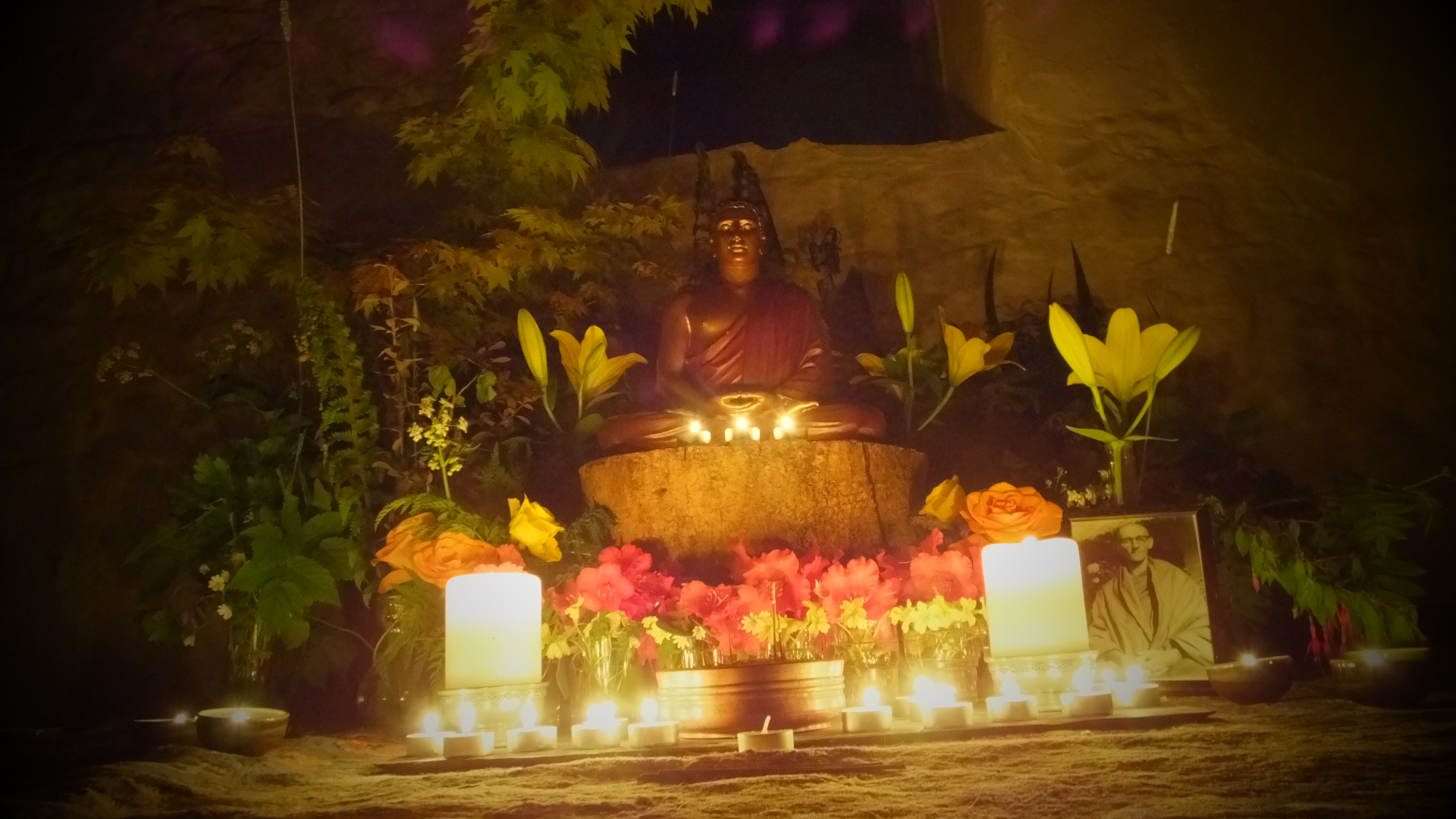 Men's Mitra Retreat - The Buddha's Enlightenment