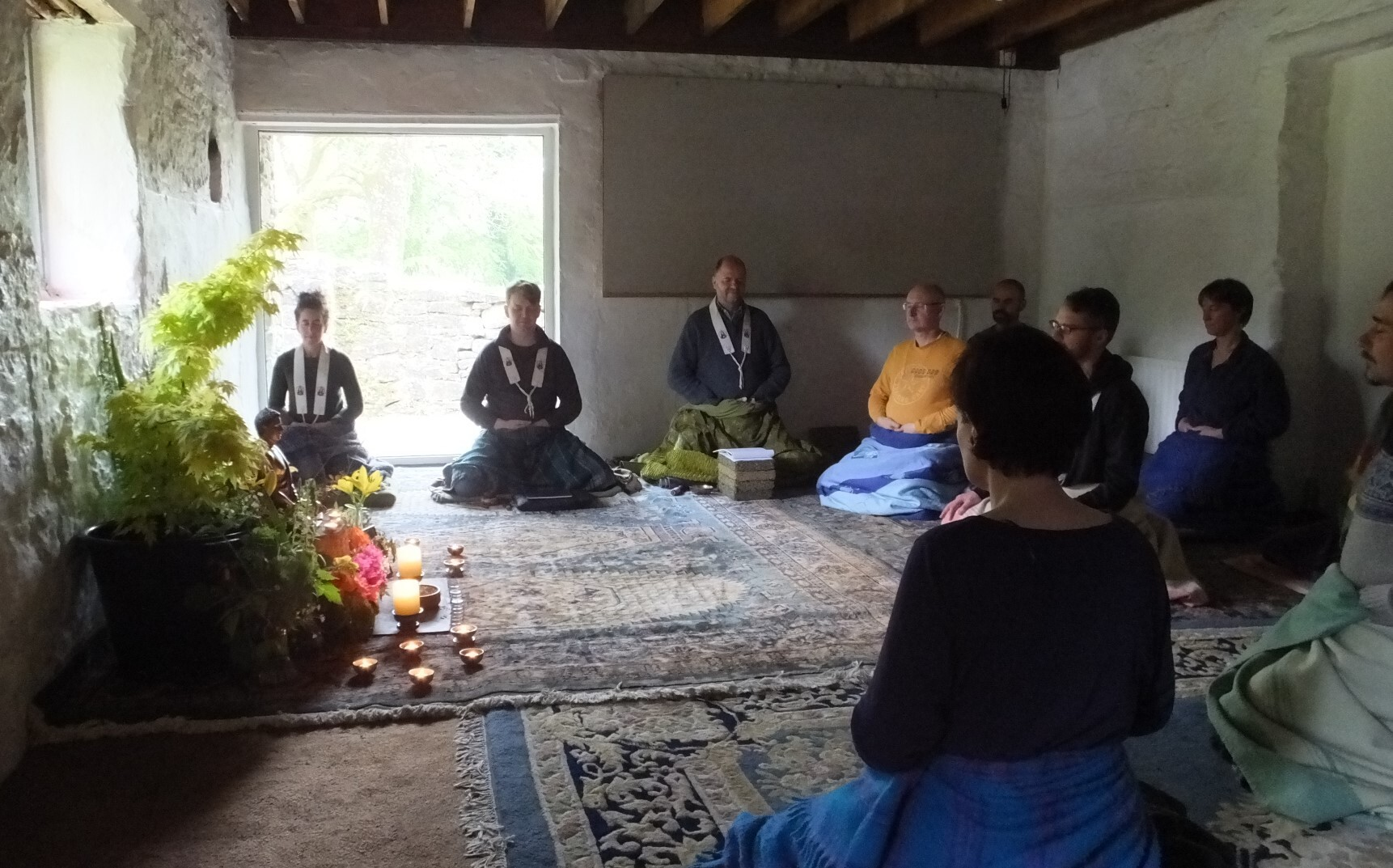 February Weekend Sangha Retreat: Parinirvana - Last Days of the Buddha
