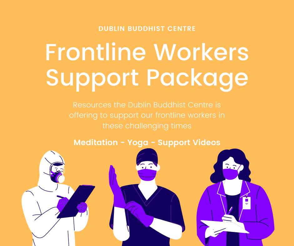 Frontline Workers Support Page