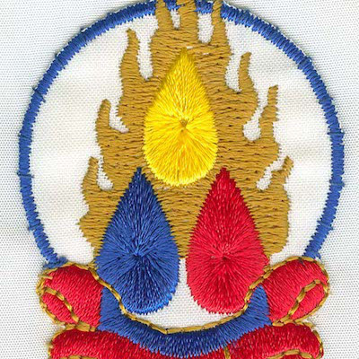 Triratna Kesa Image