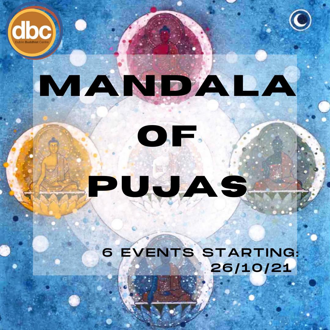 Mandala of Pujas
